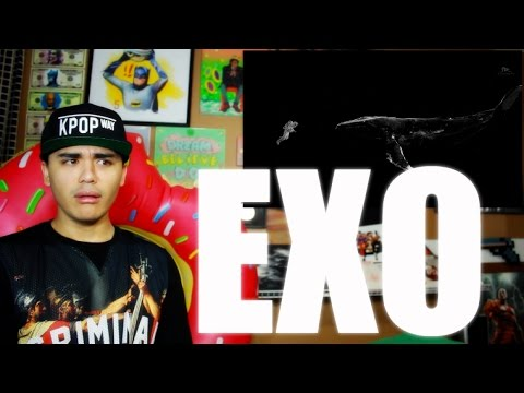 EXO - Sing For You MV Reaction [WAS THAT A WHALE]