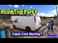 Bug Out Van Trip Part 6 -  Boondocking - Cripple Creek Exploration