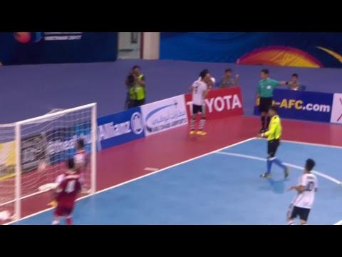 Nafit Al Wasat vs Disi Invest (AFC Futsal Club Championship 2017)