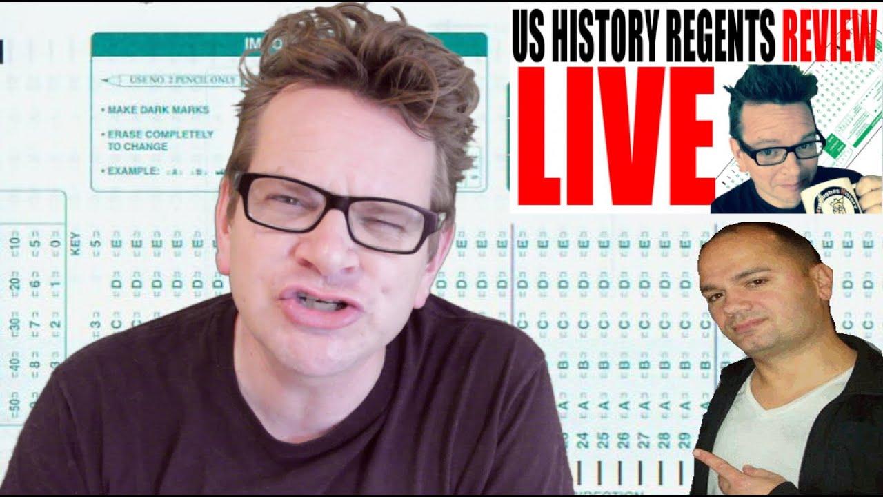 Us history final exam essay questions