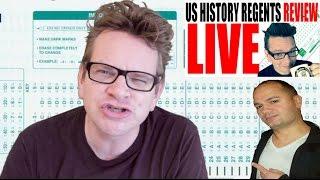 US History Regents Review Live