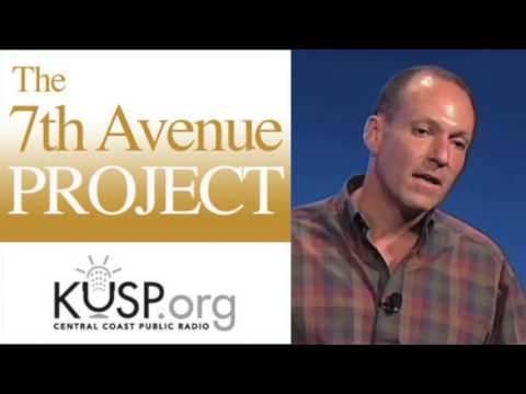 Steve Cole, interviewed by Robert Pollie on the 7th Avenue Project Podcast