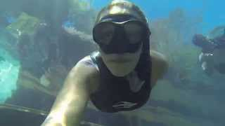 Karol Meyer * Freediving Goiás