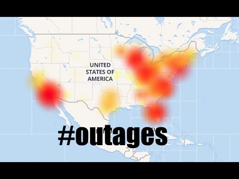 Communications Outages - Geomagnetic Storm Interference