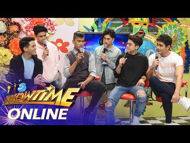 It's Showtime Online: Robert Estafanio's career plan