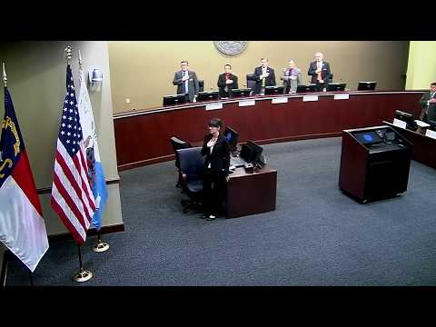 Onslow County Board of Commissioners Meeting February 19, 2018
