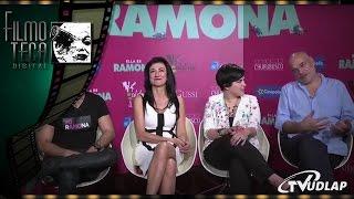 Ella es Ramona: Andrea Ortega, Leticia Huijara y Hugo Rodríguez en entrevista | Filmoteca Digital