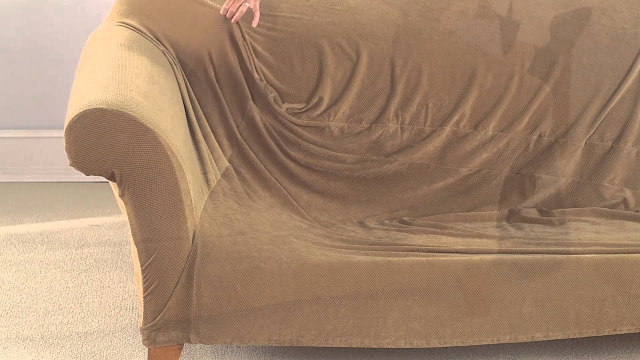 How To Install 2pc and 3pc Stretch Slipcovers