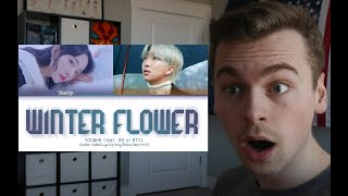 THEY KNOW ME WINTER FLOWER Feat RM WINTER FLOWER Feat RM Reaction