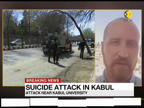 Suicide attack near Kabul University, 26 killed, 18 injured: Special Report