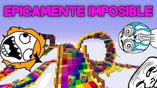 EPICAMENTE IMPOSIBLE | Lucky Blocks Spirals