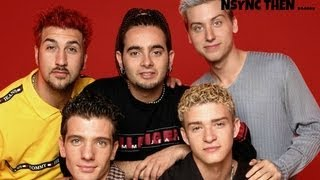nsync now and then
