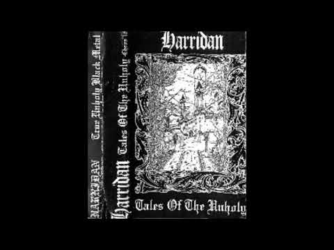 Harridan - Tales of The Unholy [Full Demo] 2000