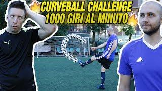CURVE BALL CHALLENGE - Zapinho Supera i 1000 g/Min??