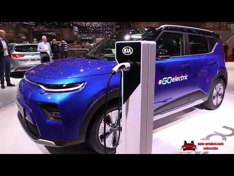 Honda e Electric Vehicle 2020, Jeep Grand Cherokee S 2019, KIA eSoul Electric 2020, KIA Niro 2020,