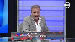 Carlos Nayi | Consultorio jurídico televisivo