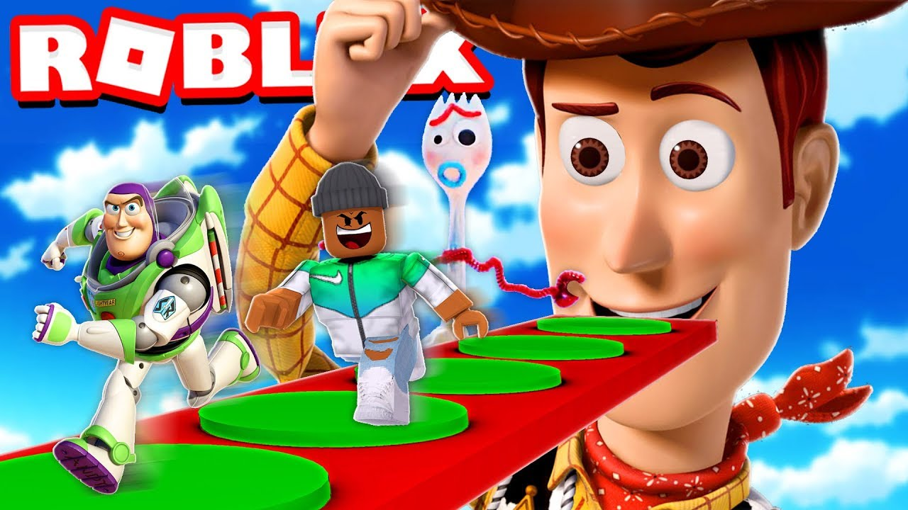 2 Player Toy Story 4 Obby In Roblox Youtube