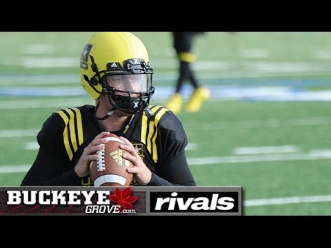 Army Analysis: Tate Martell (Ohio State commit)