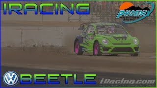 iRacing // VW Beetle GRC Hotlap // Pheonix International (36.830)