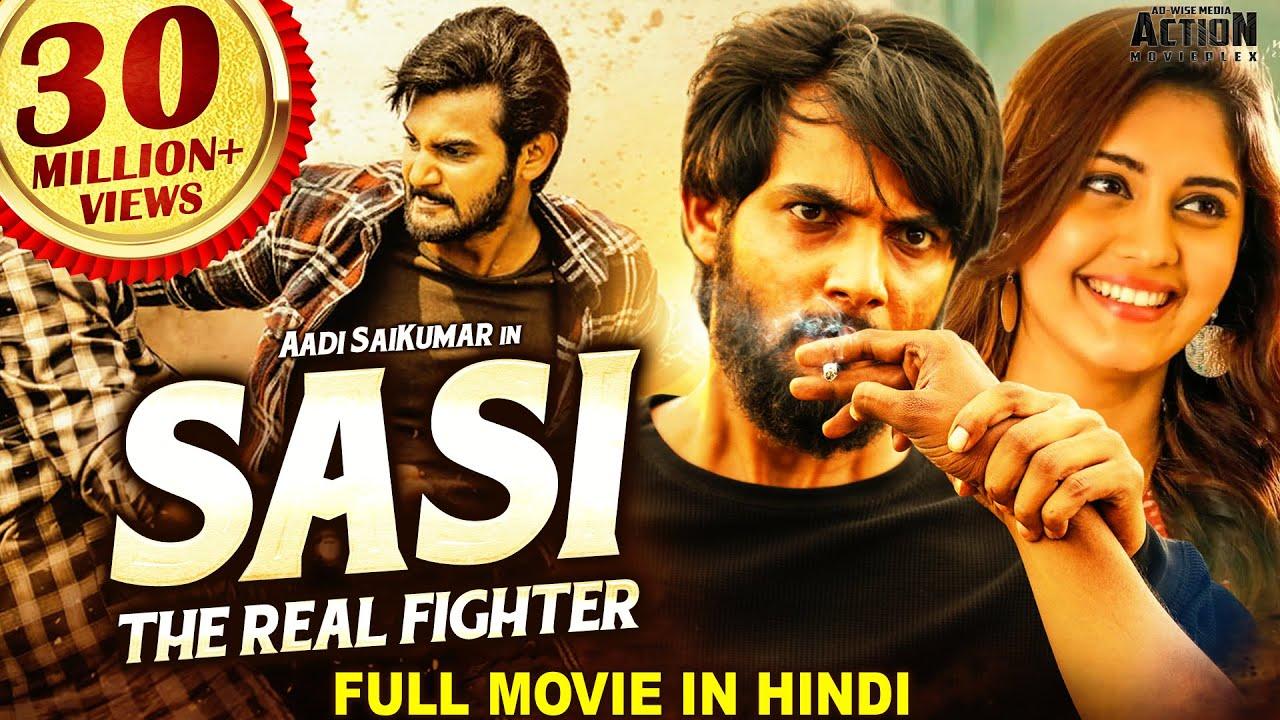 Aadi's SASI THE REAL FIGHTER (Sashi) 2021 NEW Released Hindi Dubbed Movie | Surabhi | South Mov