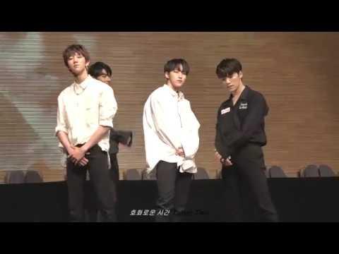 """170617 용산 팬사인회 """"WHO"""" 세븐틴 (Seventeen) 호시 직캠 HOSHI FOCUS"""