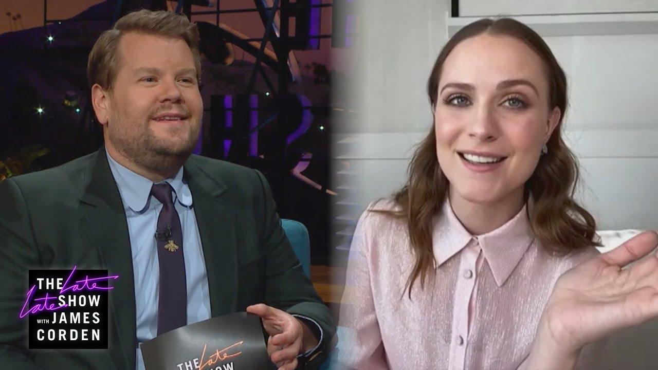 Evan Rachel Wood Has Found Her Green Thumb