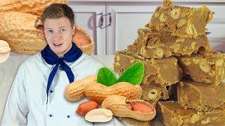 Домашний ЩЕРБЕТ - райское удовольствие! Как приготовить щербет с арахисом в домашних условиях