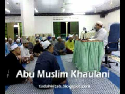 Kisah Abu Muslim Al-Khaulani