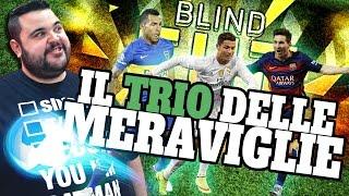 Fifa 16 Draft: Messi,Ronaldo e Tevez...il Trio delle Meraviglie!