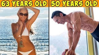Download 9 Elderly People You Won't Believe Actually Exist Mp3 and Videos