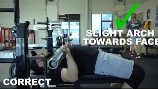 The MOST Common Bench Press Mistake (And How To Fix It)! Ft. Silent Mike