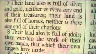 Isaiah 2 Holy Bible (King James)