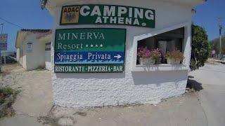 Tour Camping Athena Capaccio Paestum Salerno Cilento(Tour Camping Athena Capaccio Paestum Salerno)