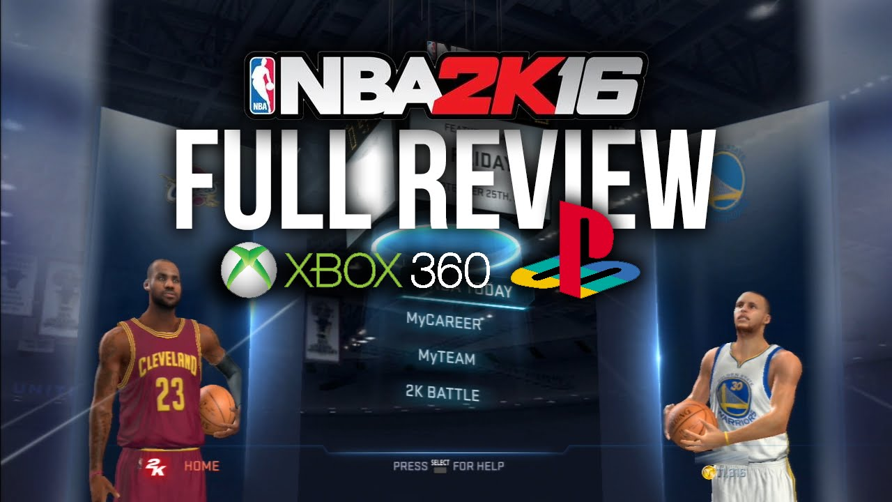 NBA 2K17 Will Be Sold For Xbox 360 & PS3! - Why It Could Be A Good .