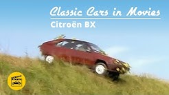 Classic Cars in Movies - Citroën BX