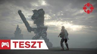 A kolosszusok új gúnyája – Shadow of the Colossus teszt