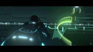 Отрывок из фильма Трон-Наследие HD 2010.mp4
