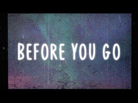 Lewis Capaldi - Before You Go (Lyrics) mp3 letöltés