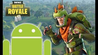 How to install fortnite for free for any ANDROID device