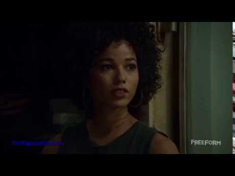 Shadowhunters 2x18 ~ Maia tells how she became a werewolf