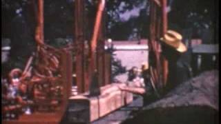 Archive Footage - Portable Sawmill video