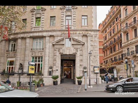 Grand Hotel Palace, Rome, Italy