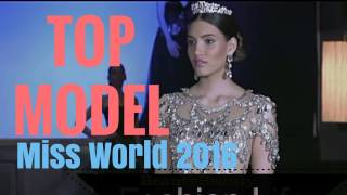 Miss World 2016 TOP MODEL - TOP 10 Final announcement (HD)