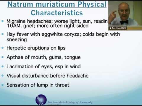 Natrum Muriaticum: Homeopathic Medicine -Tips For Beginners