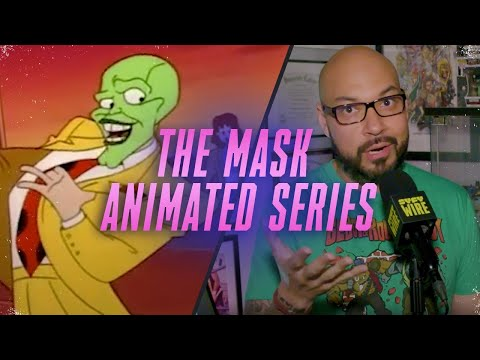 EYDK: Does The Mask Animated Series Feature The Greatest Voice Acting Performance Ever? | SYFY WIRE