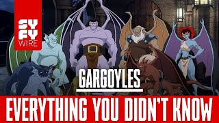 Gargoyles The TV Show: Everything You Didn't Know | SYFY WIRE