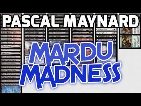 Channel PMayne - Modern Mardu Madness (Deck Tech & Matches)