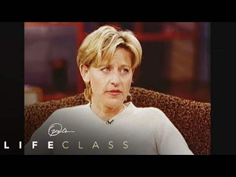 Ellen DeGeneres Stands in Her Truth | Oprah's Life Class | Oprah Winfrey Network