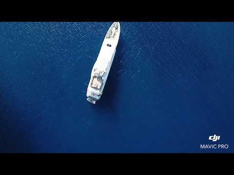 CALYPSO yacht charters French Polynesia 2018. Tahiti, Taha'a & Bora Bora. Private luxury yacht.