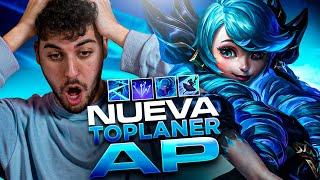¡NUEVO CAMPEÓN TOP *GWEN*! PRIMER GAMEPLAY EN EXCLUSIVA ¡RIOT me DESVELA TODO! | Werlyb
